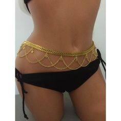 gold belly chain, waist chain, belly chain, belly dance, sexy modern... (445 EGP) ❤ liked on Polyvore featuring jewelry, gold chain jewelry, yellow gold jewelry, sexy jewelry, belly dance jewelry and gold jewellery