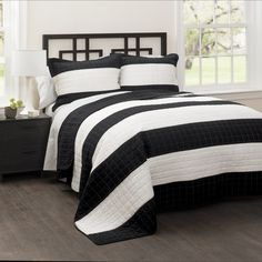 You'll love the Adams 3 Piece Quilt Set at Wayfair - Great Deals on all Bed & Bath  products with Free Shipping on most stuff, even the big stuff.