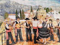Spain: La Axarquia, holiday wonderland in Andalucia Andalucia, Wonderland, Spain, Castle, Note, Wall, Holiday, Blog, Travel