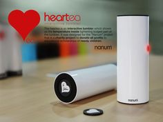 Lovepot Heartea Thermos Flask Tumbler Stainless Steel #Lovepot