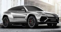 Lamborghini Urus The First In Brand's Electrified Future #Electric_Vehicles #Hybrids