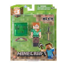 Minecraft Figure - Alex with Accessory