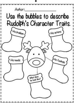 Second Grade Christmas Worksheets and Printables