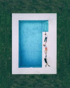 #droneoftheday: Striking Drone Photography by Martin Sanchez #dronephotography