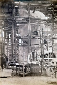 The Making of the Statue of Liberty and all she's seen in the 125 years anniversary Celebration!