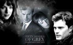 Shades of Grey - Christian Grey & Anastasia Steele