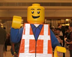 Always need to have Lego Man -  If this is you, let me know and I will send you the full size files.