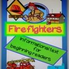 "This product is an 8 page ""little book"" (2 of the same page on each 8 X 11 page) about firefighters-just in time for Fire Prevention Week! Each pa..."