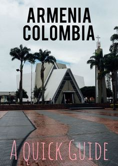 Armenia -- the city in Colombia, not the country -- makes for a pleasant little stopover in the Coffee Triangle. Here's what to see and do Trip To Colombia, Visit Colombia, Colombia Travel, Travel Tips, Travel Destinations, Travel Guides, Travel Articles, Travel Stuff, Travel Advice