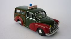 P J Shaw Toys Oxford Diecast 1/76 Bomb Disposal Morris Traveller Item Code: 76MMT006 Price: £4.45