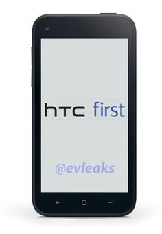 'HTC FIRST' FACEBOOK PHONE SCREENS LEAKED AHEAD OF THURSDAY ANNOUNCEMENT [IMAGE] Posted on Apr 3, 2013  Last week, we reported that Facebook and HTC are teaming up to launch a smartphone : HTC is building the hardware while Facebook is building an experience to run on the device. As we previously reported, this new Facebook interface gives quick access to Facebook functionality like messaging, photos, and contacts. It is called Facebook Home. We also previously ...