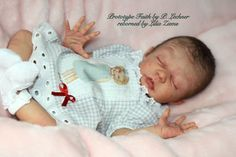Prototype *Faith* by Petra Lechner* reborn baby doll* reborned by Lilia Ziems