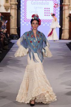 Carmen Acedo - We Love Flamenco 2018 Sexy Skirt, Bohemian Gypsy, Fishtail, Modern, Sari, Gowns, Flamenco Dresses, Wedding Dresses, Mermaid