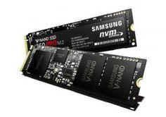 Samsung MZ-V5P256BW SSD 950 PRO [M.2 256GB 270000 IOPS / 85000 IOPS 2200 MB/s/ 900 MB/s Black]