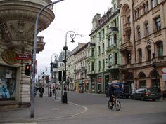 Lodz - Pologne #lodz