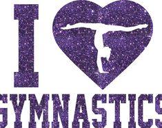 Download Love Gymnastics SVG scrapbook title gymnastics svg files ...