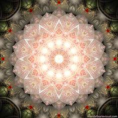 ⊰❁⊱ Mandala ⊰❁⊱ Salmão