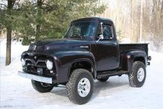 1954 ford 4x4