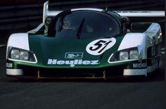 Roger Dorchy WM-Peugeot (405kph/251mph) Le Mans 1988