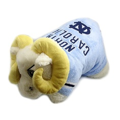 UNC Pillow Pet!  Somebody I know is getting one of these for Christmas!  :D