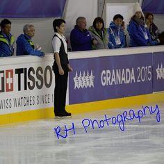 #小塚崇彦 #takahikokozuka before #sp as usual manner with coach Sato universiade #universiade2015 #granada2015 #fisu #figureskate #figureskating #takatime #5dmark3 #canon #フィギュアスケート #ユニバーシアード #大冬会 #granada #authentic #ユニバ彦 #くるくるぽん