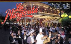 Being from San Antonio, Texas, I LOVE Mexican food. La Margarita in Maret Square is a classic in SA! Incredible fajitas and ofcourse, margaritas!!