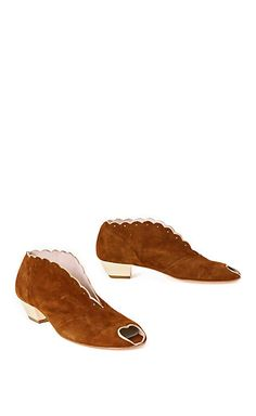 affection booties - anthropologie.com