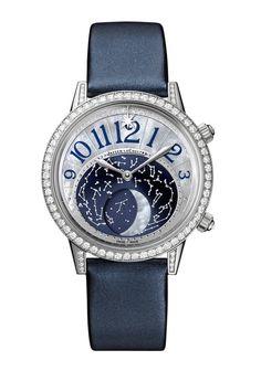 Jaeger-LeCoultre montre Rendez-Vous Moon