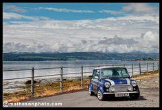My mini Louise Mini Cooper Sport, Classic Mini, Minis, Sports, Garage, Photography, Cars, Red, Photos