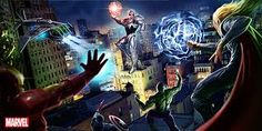 adventure zone - Dubai's new IMG Worlds of Adventure theme park is set to have a Marvel-branded adventure zone that will bring the world of popular comic book. Travel Tours, Discount Travel, Comic Book Heroes, Cheap Travel, Tour Guide, Hotels And Resorts, Tourism, Marvel, Vacation