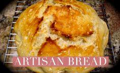 The secret to making Artisan No-Knead Bread