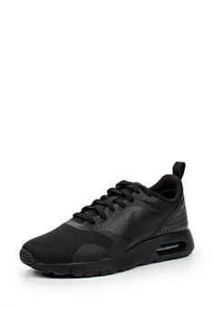 Кроссовки Nike NIKE AIR MAX TAVAS (GS) Кроссовки Nike. Цвет: черный. Материал: искусственная кожа, текстиль. Сезон: Осень-зима 2016/2017. Одежда, обувь и аксессуары/Обувь/Обувь для мальчиков/Кроссовки и кеды