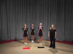 Cheerleading Instruction - Chants and Cheers