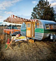Vintage CampersTravel Trailers 15