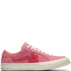 check out ec753 d19f2 Converse Golf Le Fleur Geranium PinkParadise Pink Converse, Jack Purcell,  All