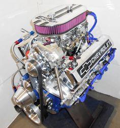 Chevy 383 Stroker Dual Quad http://www.enginefactory.com/Horsepowerchoices.htm