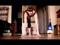 Thigh Transformer  deep hip  thigh stretch series - Sadie Nardini