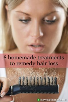 There are many reasons for thinning hair and hair loss as you may have read. Luckily, there are also many natural treatments that may help, including ingredients that can be made into home remedies. #hairlosshomeremedies #Hairlosstreatments&prevention
