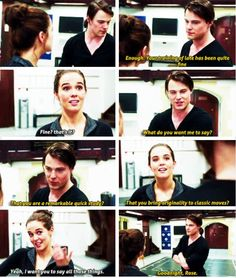 I love her face in the second to last pic  she is such a flirt  xx