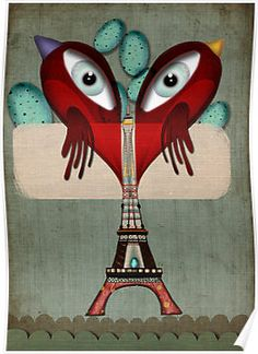 #EIFFEL TOWER #Paris #Love #Romance #2013 #NewBaby