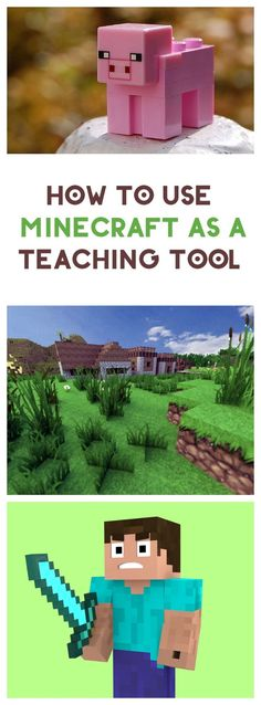 Minecraft is an amazing teaching tool when you use these tips to prevent summer slide!