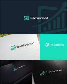 Logo Design for Tractionboard ($403) by samue