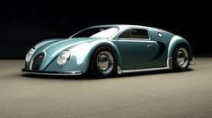 Bugatti Veyron + VW Beetle by RC82 Workchop