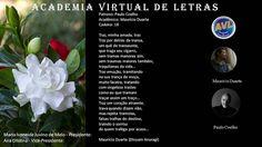 Poema de minha autoria na Academia Virtual de Letras do Grupo Intenção e Gestos.