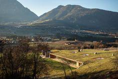 Agriturismo in Trentino. La Casa Riga: tipologia innovativa per l'inserimento paesistico | LegnoOnWeb
