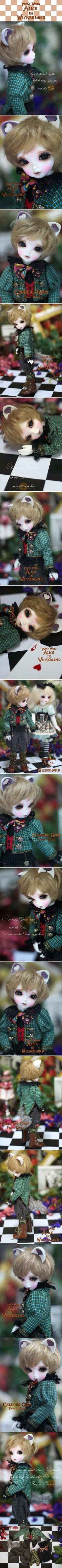 Peakswoods - FOF - Cheshire Goon [Peakswoods - FOF - Cheshire Goon] - $252.00 : DollHeart, by DollHeart.com