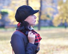 Szkocka krata #college #jacket #street #shoes #mini #skirt #scarf