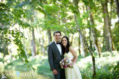 bridal veil lakes wedding photos | Bridal Veil Bliss » My Portland Photographer