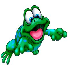Funny Frogs - Animals Homepage