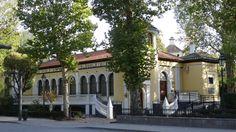 GRANADA | Paseo del Salón. Biblioteca Municipal Pública del Salón.